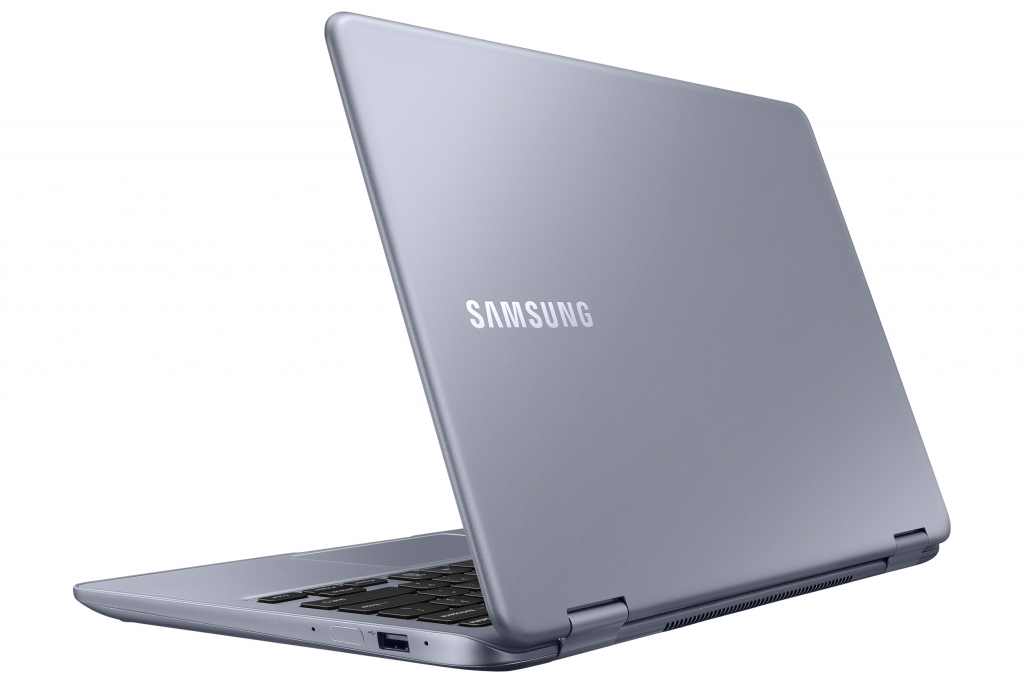 Samsung Introduces the New Notebook 7 Spin (2018), a Flexible PC for Everyday Users